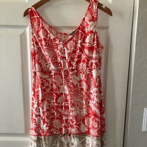 Tommy Bahamas Dress Petite S/P